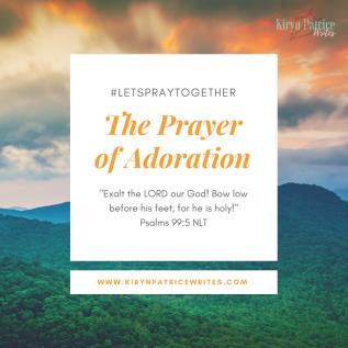 The Prayer of Adoration (1)