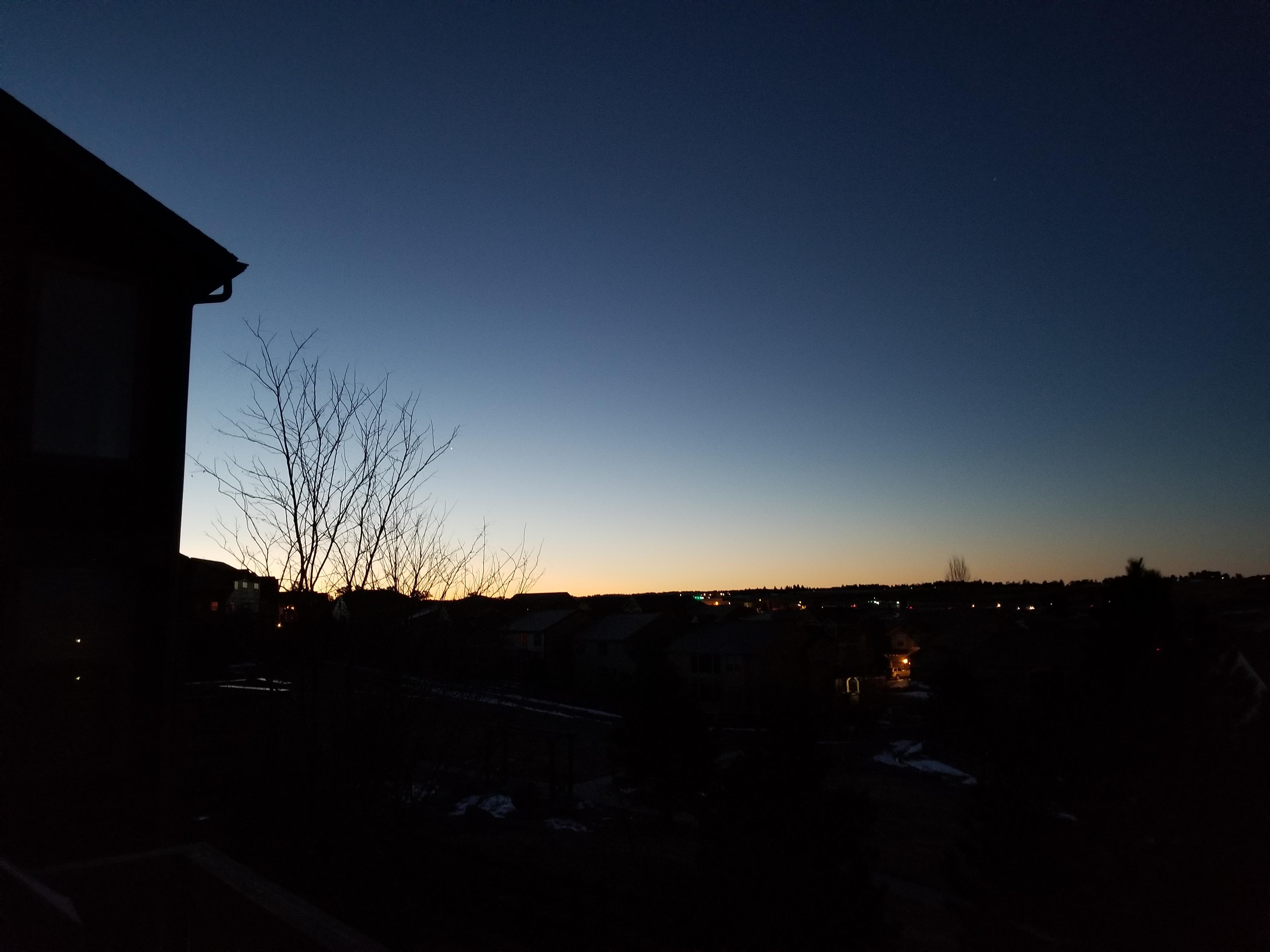 Sunrise 3-20-19